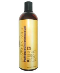 Natural Professional Hair Follicle Anti Aging Shampoo