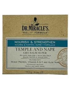 Dr.Miracles Temple N Nape Gro Balm Super