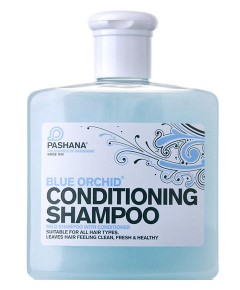 Pashana Blue Orchid Conditioning Shampoo