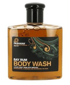 Pashana Bay Rum Body Wash