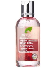 Bioactive Haircare Organic Rose Otto Shampoo