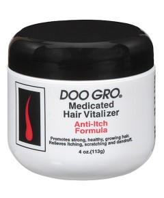 Doo Gro Hair Vitalizer Anti Itch Formula
