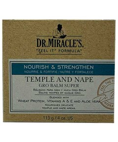 Dr.Miracles Temple N Nape Gro Balm Super