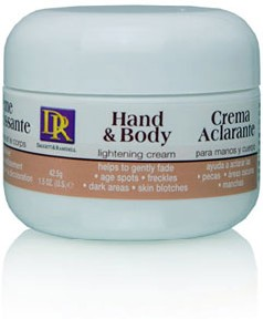 DR Hand And Body Lightening Cream