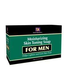 DR Moisturizing Skin Toning Soap for Men