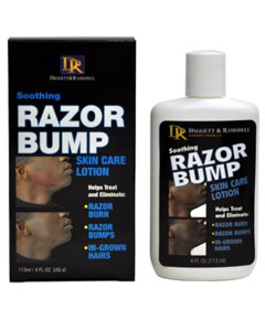 DR Soothing Razor Bump Skin Care Lotion