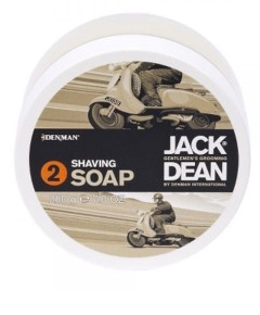 Jack Dean Shaving Soap