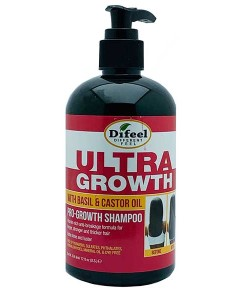 Ultra Growth Pro Growth Shampoo With Basil