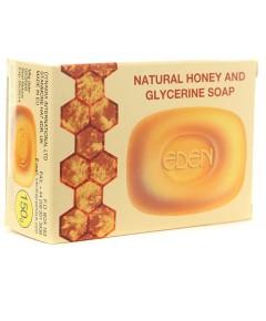 Eden Natural Honey And Glycerine Soap