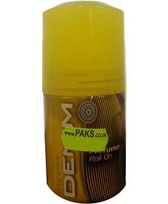 Denim Denim Denim Deo Perfume Roll On Pakcosmetics