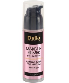 Delia Cosmetics Pink Make Up Primer