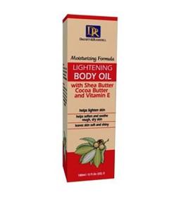DR Body Oil