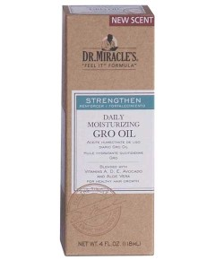 Dr.Miracles Daily Moisturizing Gro Oil