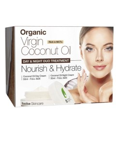 Virgin Coconut Nourish And Hydrate Duo Treatment