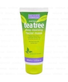 Australian Tea Tree Deep Cleansing Facial Mask