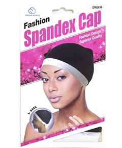 Dream Fashion Spandex Cap DRE095