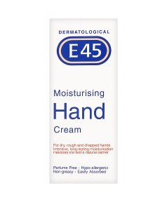 E45 Dermatological Moisturising Hand Cream