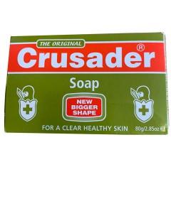 Crusader Cleansing Bar Soap