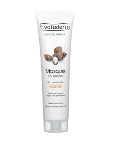 Masque Nourrissant Nourishing Mask With Shea Butter