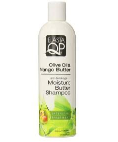 Olive Oil And Mango Butter Anti Breakage Moisture Butter Shampoo