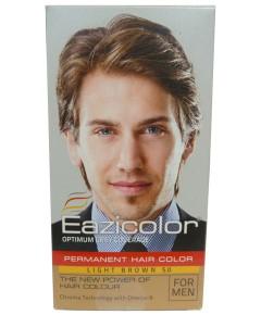 Eazicolor Permanent Hair Color Light Brown 5.0