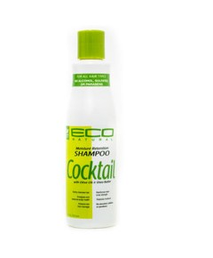 Eco Natural Cocktail Shampoo With Olive Oil And Shea Butter