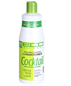 Eco Natural Cocktail Conditioner With Olive Oil And Shea Butter