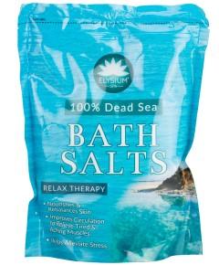 Elysium Spa 100 Percent Dead Sea Bath Salts