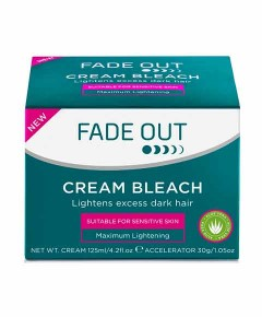 Fade Out Cream Bleach For Sensitive Skin