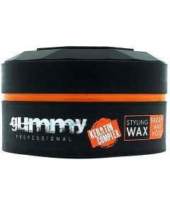 Gummy Bright Max Hold Styling Wax
