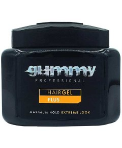 Gummy Maximum Hold And Extreme Look Hair Gel Plus