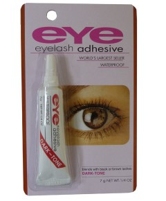 Eye Eyelash Adhesive