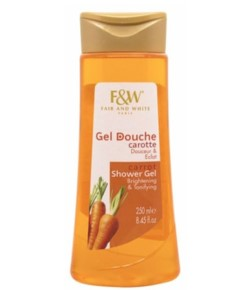 Original Carrot Shower Gel