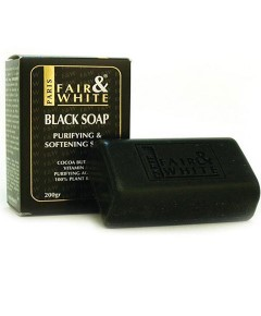 Original Purifying And Softening Black Soap