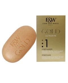 Gold Ultimate Prepare Satin Exfoliating Soap