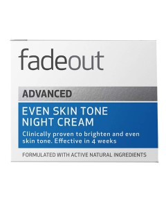 Fade Out Advanced Night Cream