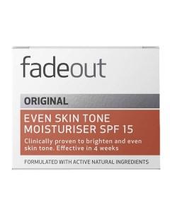 Fade Out White Original Moisturising Cream