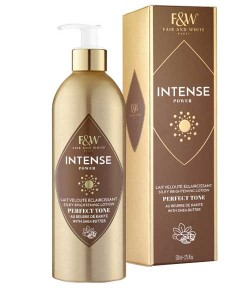 Intense Power Silky Brightening Lotion With Shea Butter