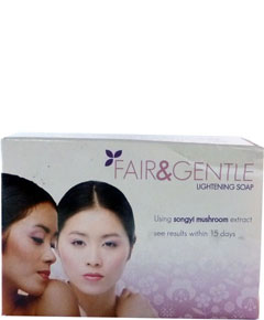 Fair And Gentle Soap