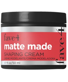 Fave4 Matte Made Shaping Cream
