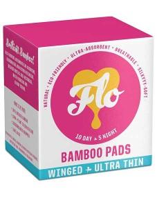 Flo Bamboo Pads