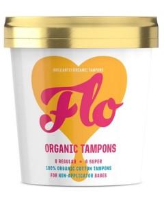 Flo Organic Tampons