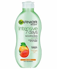 Body Intensive 7 Days Nourishing Lotion With Mango Oil