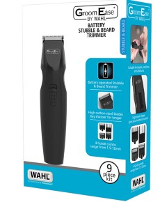 Groom Ease Battery Stubble And Beard Trimmer
