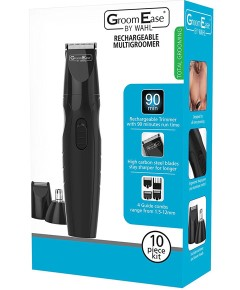 Groom Ease Rechargeable Multigroomer