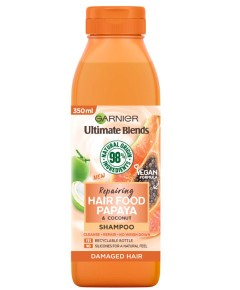Ultimate Blends Repairing Hair Food Papaya Shampoo