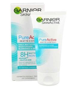 Skin Active Pure Active Daily Mattifying Moisturiser