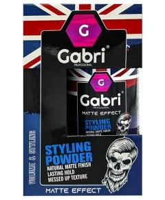 Gabri Professional Volume And Styling Powder