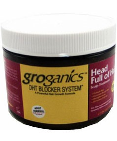 Groganics DHT Blocker Head Full of Hair