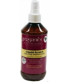 Groganics Liquid Scratch Scalp Tonic